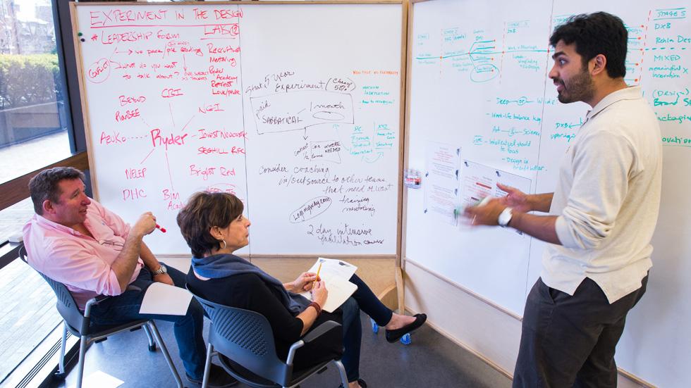 Harvard Classroom Design : Leadership and design thinking harvard gsd executive